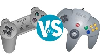 Download Nintendo 64 VS PlayStation One Video