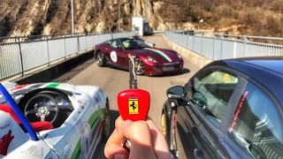 Download Racing A Maserati In A £50,000 Fiat 500 Video