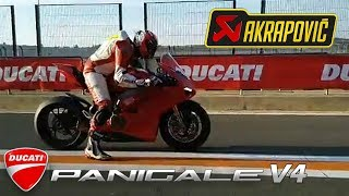 Download Ducati Panigale V4 + launch control, ¡¡EPIC SOUND!!! Video