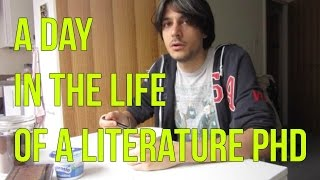 Download A Day in the Life of a Literature PhD Video