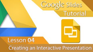 Download Google Slides - Tutorial 04 - Creating an Interactive Presentation Video