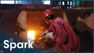 Download A Closer Look At China's Iron And Steel Production | The Earth's Riches | Spark Video