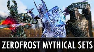 Skyrim: Dragon Knight Armor ~MOD SHOWCASE~ /W Killerkev Free