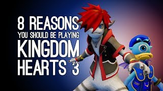 Download Kingdom Hearts 3: 8 Reasons You're a Fool for Ignoring Kingdom Hearts This Long Video