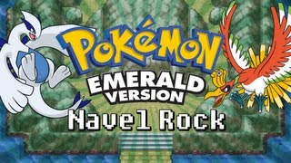 Download How to get to Navel Rock in Pokemon Emerald with no Cheats Video