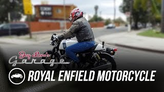 Download 2019 Royal Enfield Motorcycle - Jay Leno's Garage Video