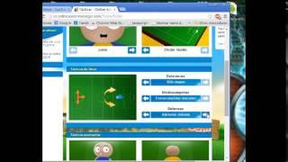 Download OSM Online Soccer Manager Best Tactic 4-4-2 Video