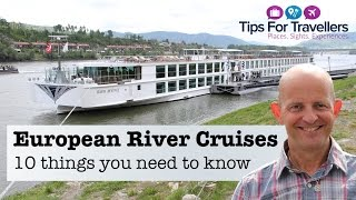Download The 10 Things you need to know before doing a European River Cruise! Video