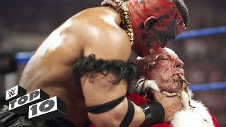 Download Grossed out Superstars: WWE Top 10, Jan 29, 2018 Video