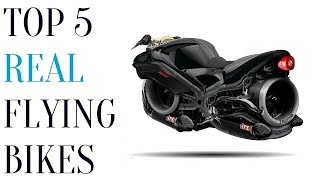 Download 5 Real Flying Bikes That Actually Fly Video