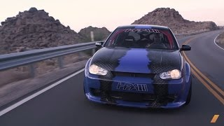 Download Volkswagen R32 Wide Body by HPA (450 at the wheels) - /TUNED Video