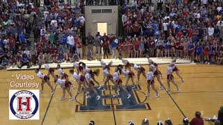 Download Huntsville High School Pep Rally Dance Team Video