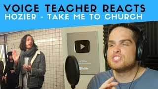 Download Vocal Analysis of Hozier - Take Me To Church (Voice Teacher Reacts) Video