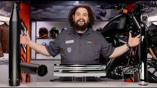 Download Exhaust Sound Comparison for Harley at RevZilla Video