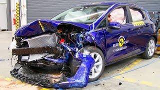 Download Ford Fiesta (2017) Crash Test Ratings Video