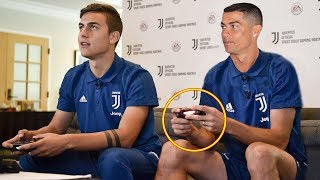 Download Famous Footballer Playing FIFA ft. Ronaldo, Messi, Pogba |HD Video