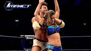 Download Brooke vs Robbie E in an Intergender Match Video