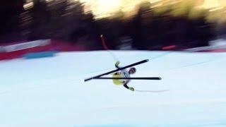 Download Kandahar Abfahrt Herren Garmisch 27.01.17 Stürze Video