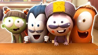 Download Funny Animated Cartoon | Spookiz | Spicy Food | 스푸키즈 | Kids Cartoons | Videos for Kids Video