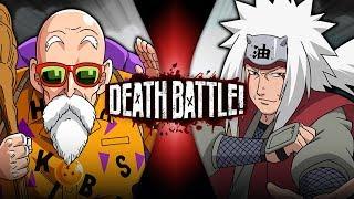 Download Roshi VS Jiraiya (Dragon Ball VS Naruto) | DEATH BATTLE! Video