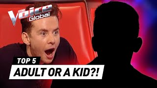 Download These MATURE VOICES SHOCK The Voice Kids coaches Video