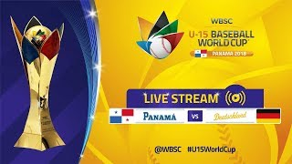 Download Panama v Germany - U-15 Baseball World Cup 2018 Video