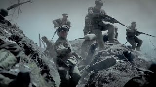 Download China vs US in Korea War - Taking of Longyuan Hill [Eng Sub] 龙缘峰攻坚战 Video