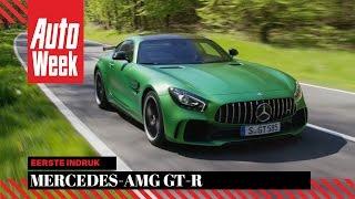 Download Mercedes-AMG GT R - Eerste Indruk - AutoWeek Video
