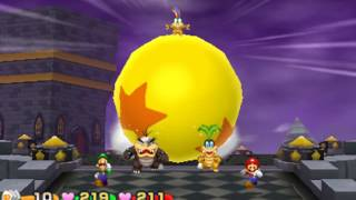 Download Mario & Luigi: Paper Jam Boss 17 - The Koopalings Video