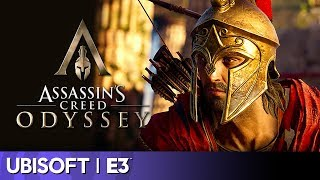 Download Assassin's Creed Odyssey Gameplay & Full Reveal | Ubisoft E3 2018 Video
