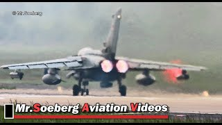 Download TORNADO's and TYPHOONS in ACTION, German AF at Nörvenich Video