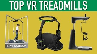 Download Top VR Treadmills Virtual Reality Locomotion Video