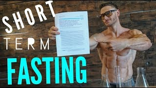 Download 16/8 Fasting Results: Study Investigates Short Term Fasting Video