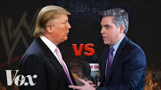 Download How Trump wins press conferences Video