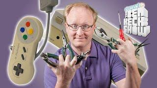 Download Ben Heck's Nintendo-Playstation Prototype Part 2 Repair Video