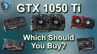 Download GTX 1050 TI - Which Card Should You Buy? 6 Card Review Video