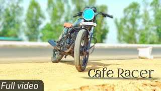 Download cafe racer from bajaj CT -100 modified Video