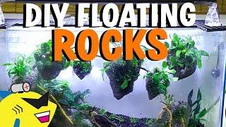 Download HOW TO: DIY AVATAR AQUARIUM FLOATING ROCKS! Video