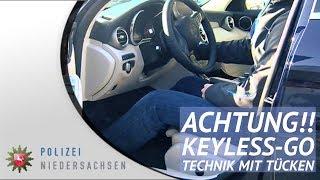 Download Keyless-Go Technik im Auto** So schützen Sie sich!! ** Technik mit Tücken ** Autodiebstahl Video