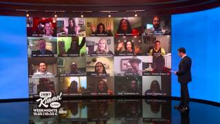 Download Cisco Goes Hollywood on Jimmy Kimmel's Wall of America Video