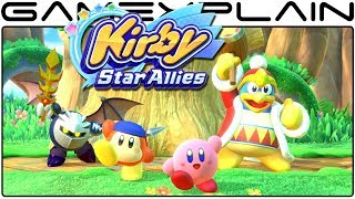 Download Kirby Star Allies - All Victory Dance Animations Video