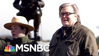 Download NYT: Steve Bannon Subpoenaed By Special Counsel In Russia Probe | MSNBC Video
