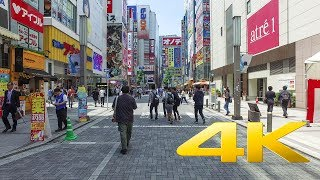 Download Walking around Akihabara - 秋葉原 - 4K Ultra HD Video