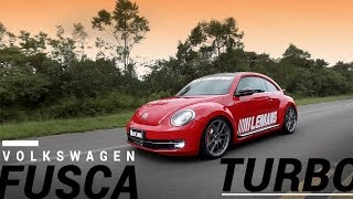 Download VW Fusca Turbo com mais de 500cv! Canhão!!! Video
