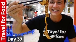 Download Hong Kong Breakfast, Bamboo Noodles, and Dai Pai Dong Feast! Video