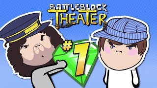 Download BattleBlock Theater: The Friend Ship - PART 1 - Steam Train Video