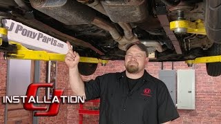 Download Mustang Maximum Motorsports Subframe Connectors Full Length Set 1979-2004 Installation Video
