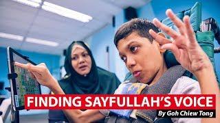 Download Finding Sayfullah's Voice | CNA Insider Video