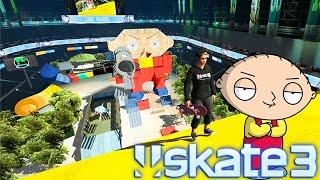 Download Stewie Griffin Skate 3 Park | X7 Albert Video