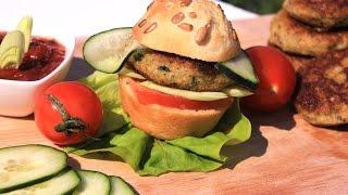 Download Pljeskavice od povrća - POSNE, zdrave, ukusne Video
